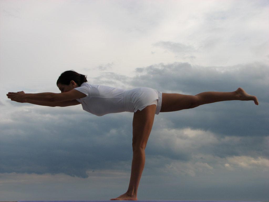 Yoga para el deporte de alto rendimiento